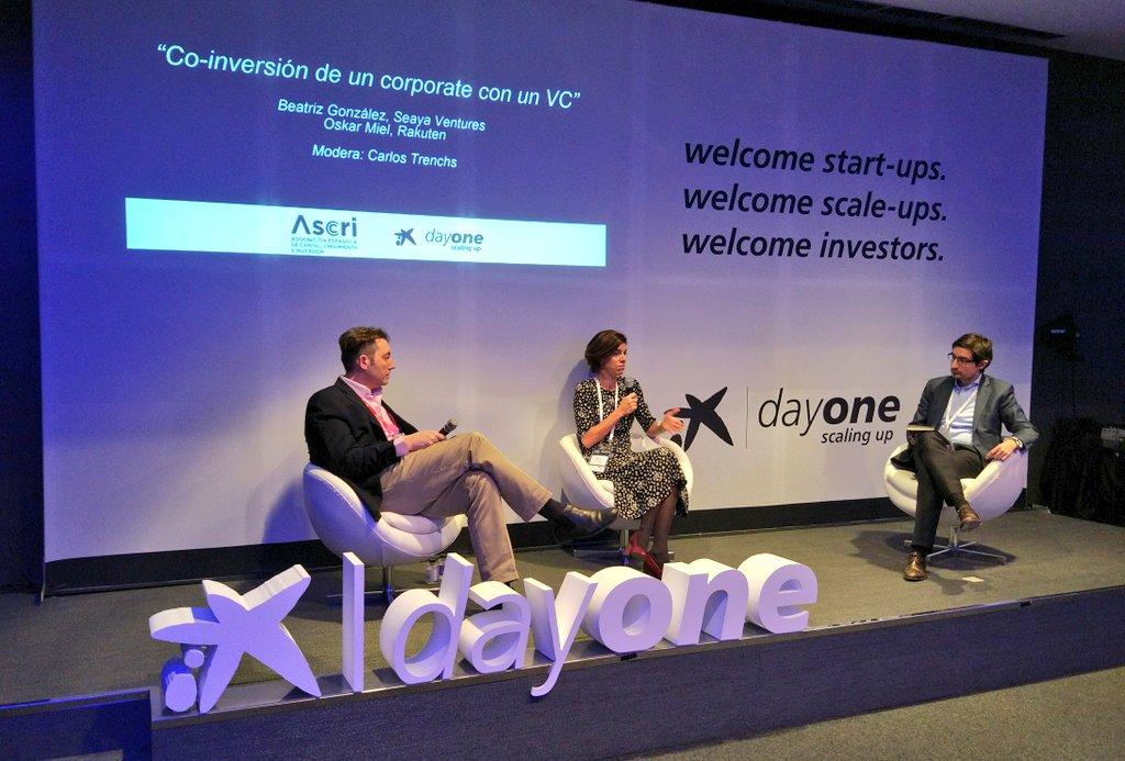 Corporates y Venture Capital. DayOne apuesta por construir una relación positiva en el 4YFN