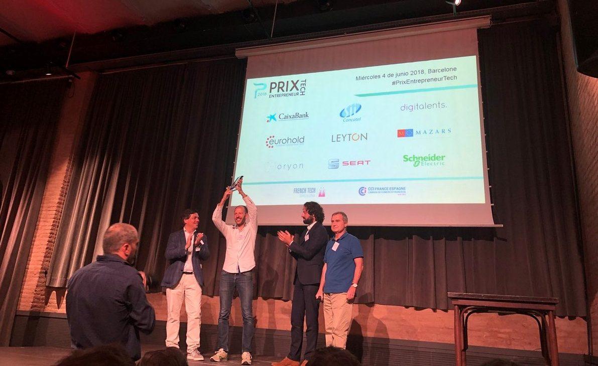 Prix Entrepreneur Tech 2018