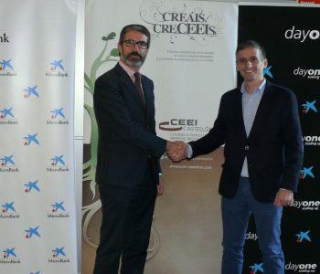 El Centre Europeu d'Empreses Innovadores de Castelló i MicroBank impulsen l'activitat emprenedora amb caràcter innovador a través dels microcrèdits