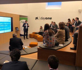 Evolución de los agentes de inversión en start-ups en España en 2017