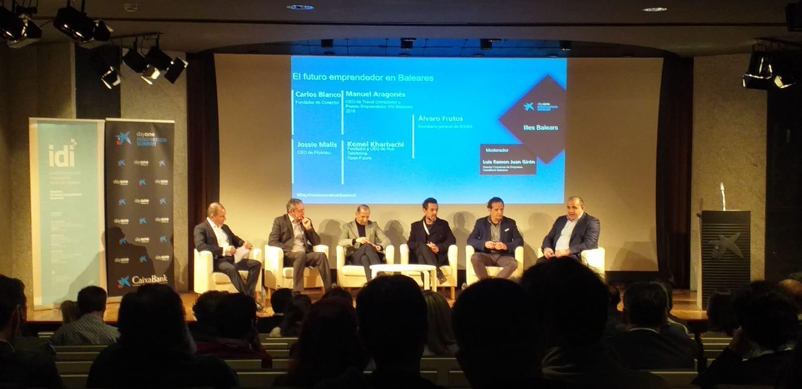 DayOne Innovation Summit Mallorca reúne a cien personas en CaixaForum en su primera edición