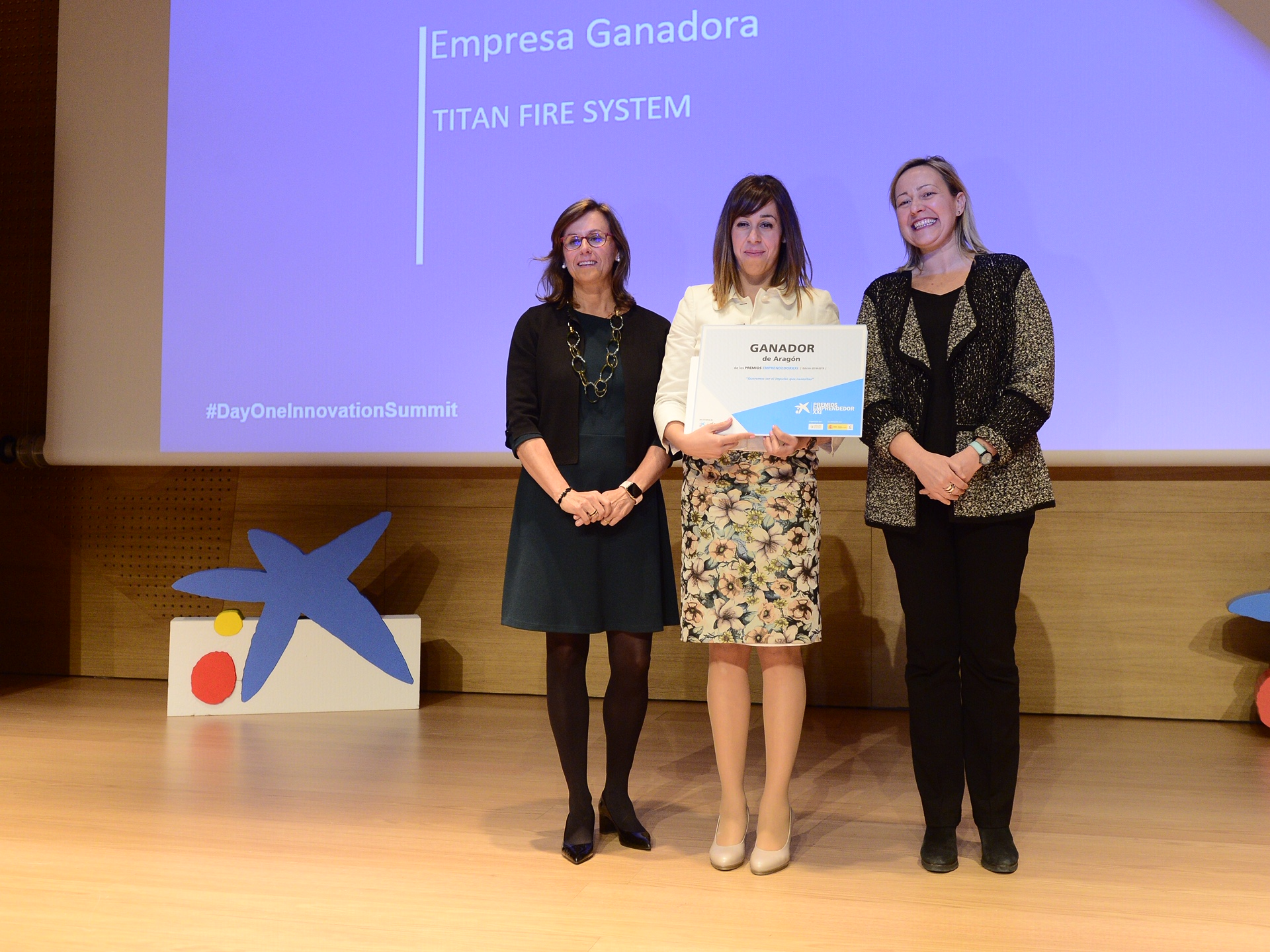 DayOne Innovation Summit Saragossa
