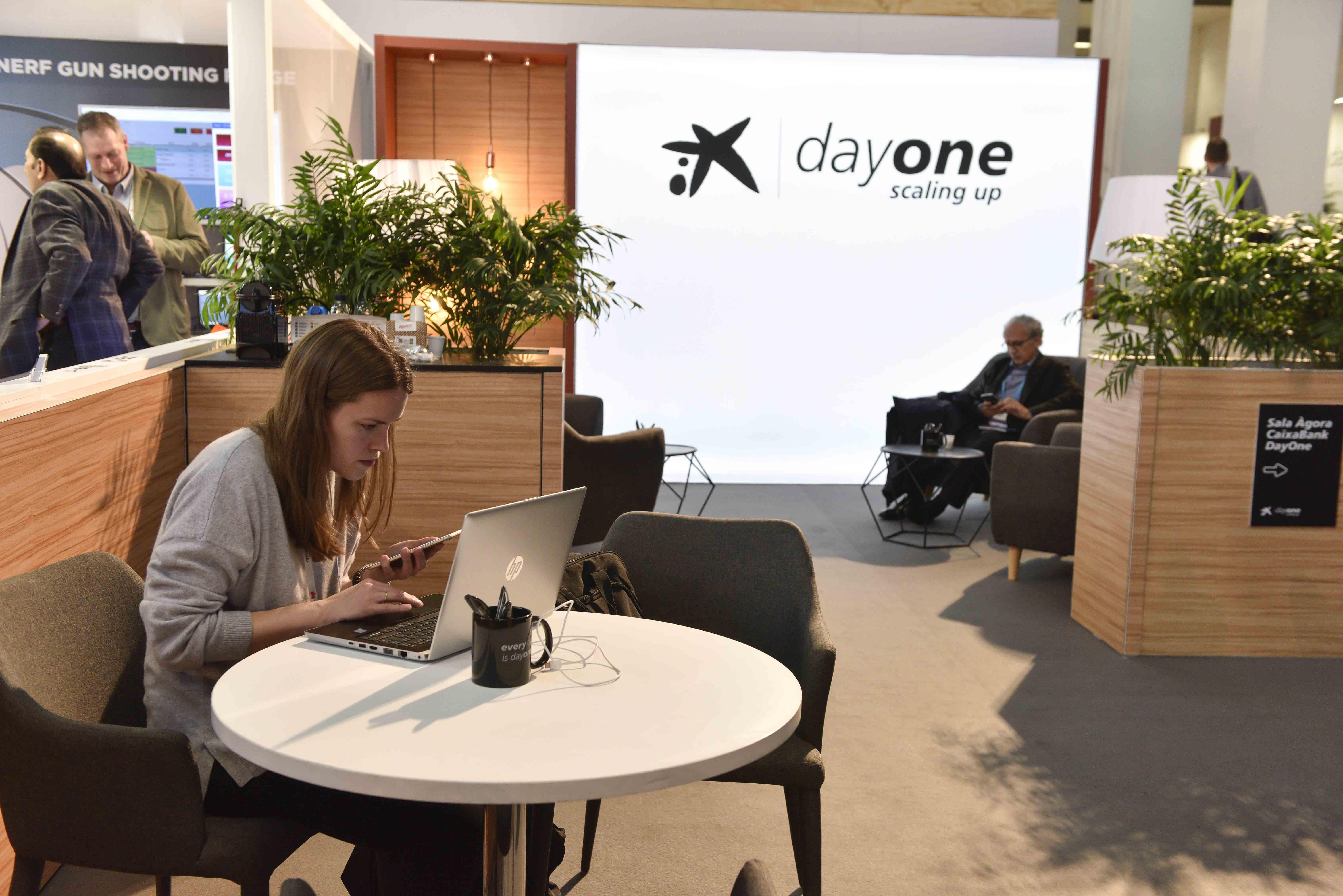 CaixaBank DayOne al 4YFN 2019