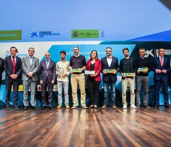 Seacliq, GlyCardial Diagnostics, Huub, Predictiva, Tracer y Feltwood ganan los Premios EmprendedorXXI