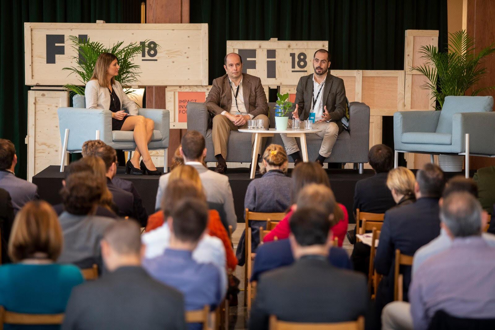 Madrid acull el Fòrum d'Inversió d'Impacte Fi19