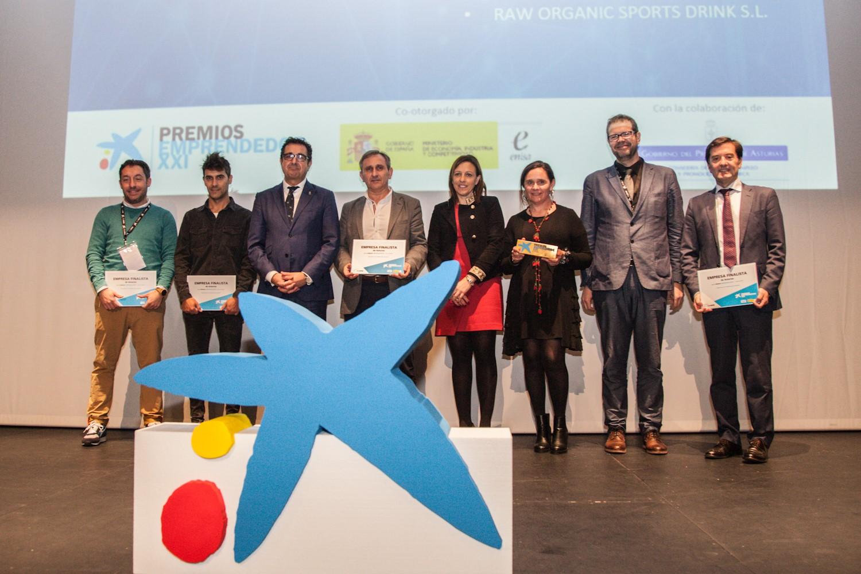 ganador y finalistas PEXXI Asturias