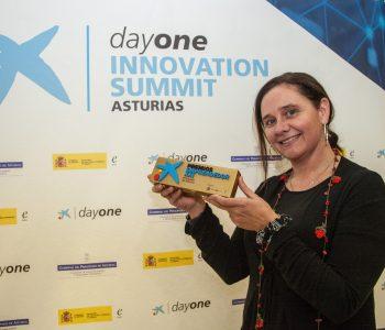 ganadora PEXXI Asturias